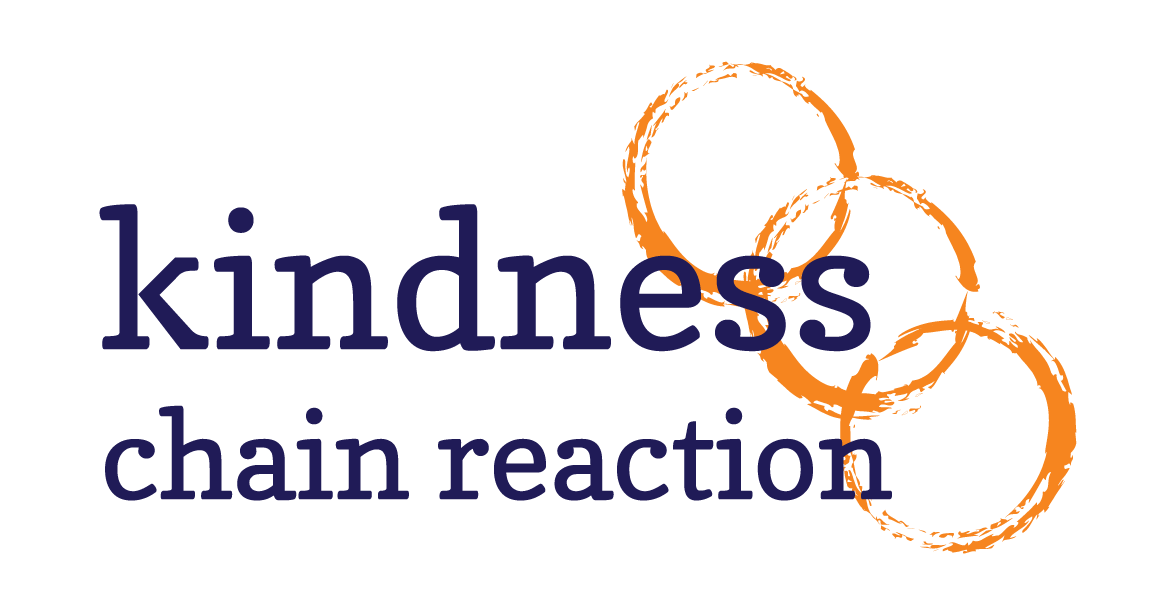 Kindness Chain Reaction Logo