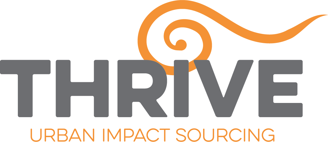 Old Thrive Logo